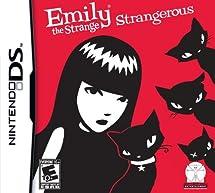 Emily The Strange - Strangerous - Nintendo DS