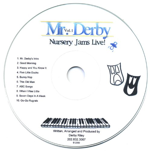 Mr. Derby Nursery Jams Vol. I