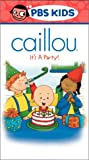 Caillou - Its a Party [VHS]