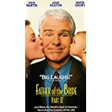 Father of the Bride Part II [VHS]