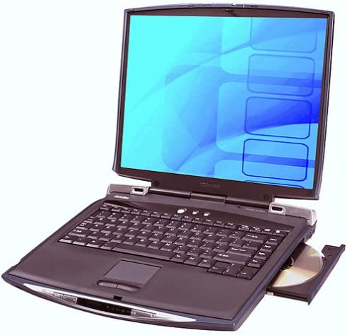 Amazon Com Toshiba Satellite 5205 S705 Laptop 2 4 Ghz Pentium 4 M Media Center 512 Mb Ram 60 Gb Hard Drive Computers Accessories
