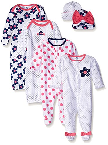 Gerber Girls Piece Sleepwear Essential