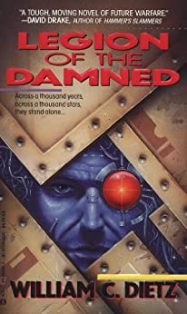 Legion of the Damned by [Dietz, William C.]