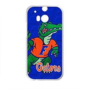 Florida Gators Brand New And High Quality Custom Hard Case Cover Protector For HTC M8 by lolosakes