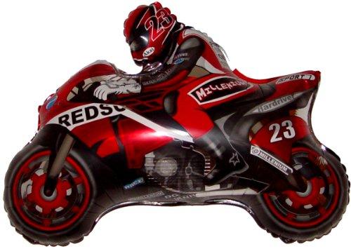 MOTO RACER BIKE (RED) 36