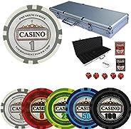 Casino SE Chips Set 500 pcs 11.5gr- Cash Game