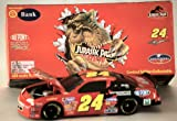 1997 - Action / NASCAR - Jeff Gordon #24 - DuPont / Jurassic Park the Ride Bank - Chevrolet Monte Carlo - Smoked Windows - 1:24 Scale Die Cast Metal - Universal Sports - Out of Products - Rare - Limited Edition - Collectible
