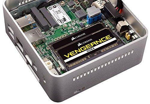 Corsair Vengeance Performance Memory Kit 8GB (2x4GB) ddr4 2666MHz CL18 Unbuffered SODIMM