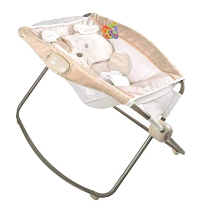 Vibración portátil Mecedora para bebés Ligera y fácil de ...