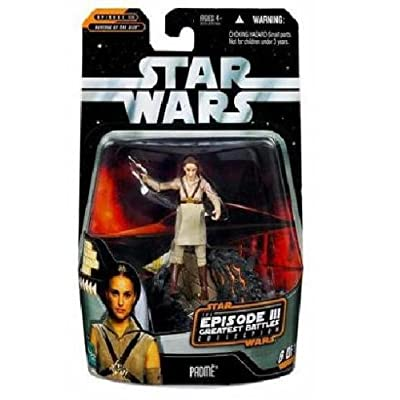 "Star Wars Episode III: Greatest Battles - Padme 4"": Toys & Games"