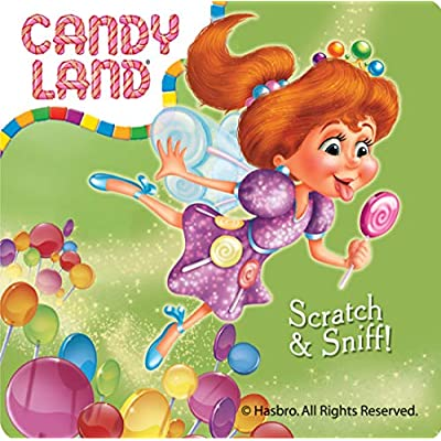 Candy Land Scented Stickers - Party Favors - 50 per Pack: Toys & Games