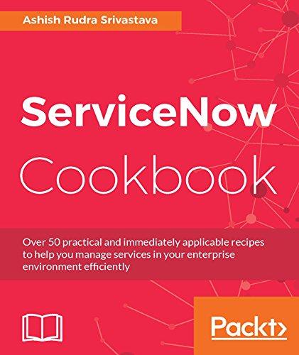 ServiceNow Cookbook Epub