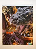 Godzilla Mothra, King Ghidorah: Giant Monsters All-Out Attack Super Complete Works (TV-kun Deluxe favorite book) (2001) ISBN: 409101481X [Japanese Import]