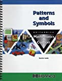 Patterns/Symbols : Math/Context, Holt, Rinehart and Winston Staff, 0782614892