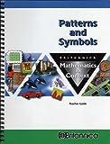Patterns/Symbols : Math/Context, Holt, Rinehart and Winston Staff, 0782614892