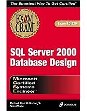 McSe SQL Server 2000 Database Design