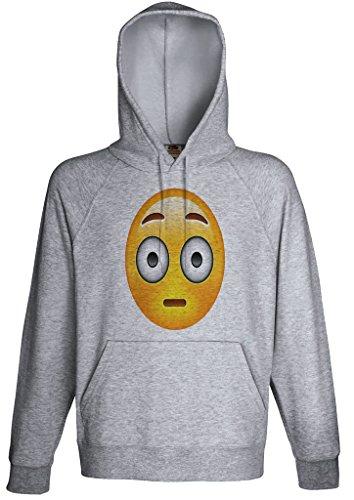 Emoji Hoodie Custom Made Hooded Sweatshirt