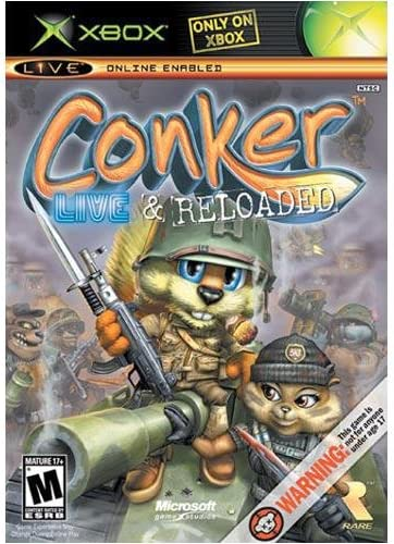 Amazon com: Conker: Live & Reloaded - Xbox: Artist Not