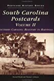 South Carolina Postcards, Howard Woody and Tom Johnson, 0752408585