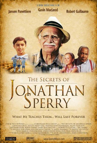 The Secrets of Jonathan Sperry Movie Poster (27 x 40 Inches - 69cm x 102cm) (2008) -(Pina Bausch)(Bénédicte Billet)(Josephine Ann Endicott)