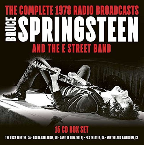 THE COMPLETE 1978 RADIO BROADCASTS (15CD-BOX) by Bruce Springsteen