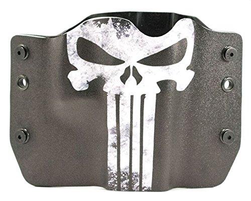 Punisher Long Neck OWB Holster (Left-Hand, FN FNX 45 Tactical)