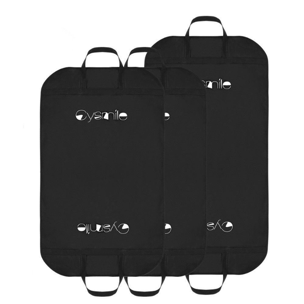 19dcd3182c9 HIGH QUALITY– Cysmile suit bags made from high quality breathable Non-woven  fabric to allow just the right of air to permeate the interior