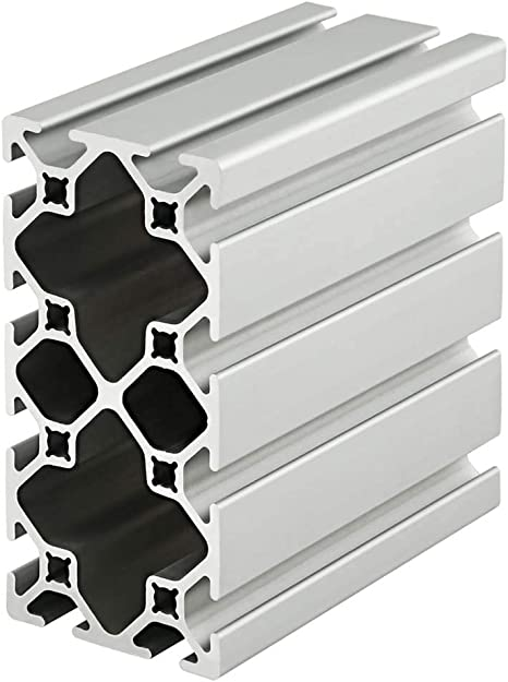 10 Series 80//20 Inc 2040-S Smooth 2 x 4 Extrusion x 60