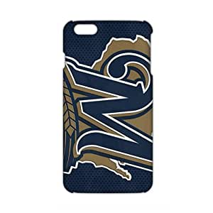 Fortune milwaukee brewers logo 3D Phone Case for iphone 6 plus