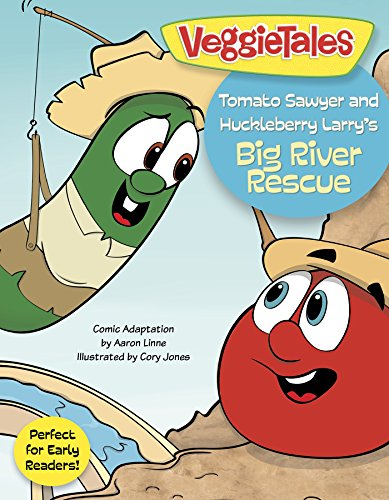 veggie tales big river rescue - 9