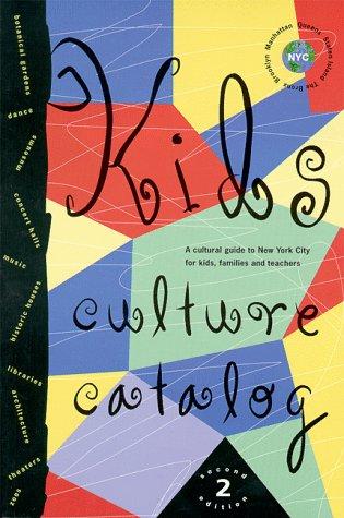 Kids Culture Catalog PDF
