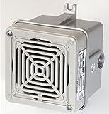 Panalarm Ametek PD-12 Electronic Horn Audible Alarm, 12V 0.5A 400-6000Hz