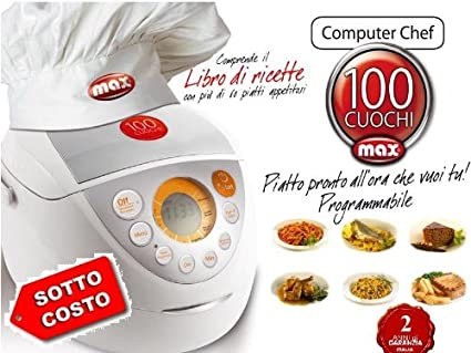 Robot da Cucina Professionale Max \