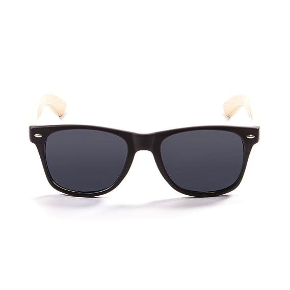 Ocean Sunglasses - beach wood - lunettes de soleil en Bambou - Monture    Bambou - Verres   Fumée (50000.1)  Amazon.fr  Vêtements et accessoires 097665efbbf8