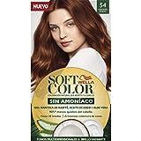 Soft Color Tinte No. 54, color Castano Rojizo