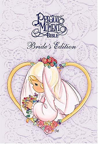 Download Precious Moments Bible, Bride's Edition Special Wedding Artwork By Sam Butcher pdf
