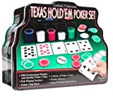 Cardinal Industries Deluxe Texas Hold 'Em Set in Tin