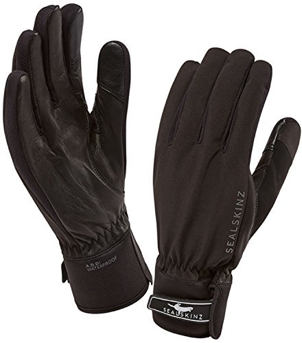 Sealskinz All Season Glove, Black, M