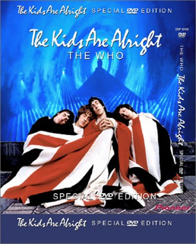 The Who - The Kids Are Alright (Special Edition) by Pioneer