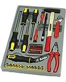 Mannesmann 29456 Malette à outils 56 pièces (Import Allemagne)