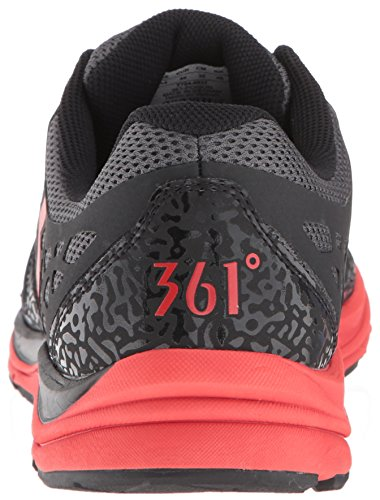 361 White Men Shoe 0900 Running 361 Poision Black qxf74qFOw