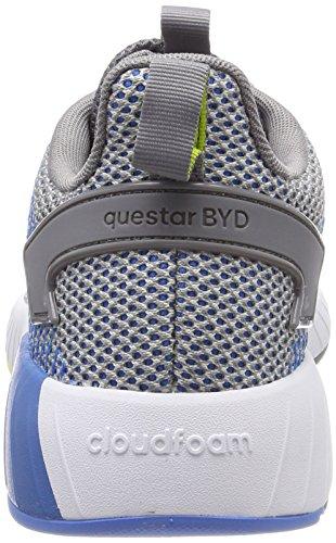 One Questar Byd Grau collegiate grey Herren Sneaker Navy grey Three Adidas 6qHapw5vxE