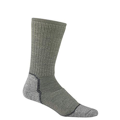 Wigwam Merino Wool Lite Hiker Socks, Urban Chic, Medium (Shirt Wool 2 Crew Womens)