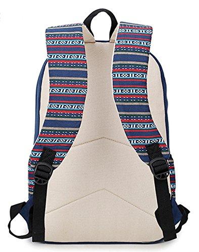 Longzibog Dual verstellbare Schultergurte und H?ngeschlaufenband Mode Damen accessories hohe Qualit?t Einfache Tasche Schultertasche Freizeitrucksack Tasche Rucks?cke Lila oNSazL
