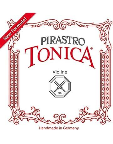 3//4-1//2 Pirastro TONICA Violinsaiten//Geigensaiten Satz E-Silber 4//4 1//4-1//8,