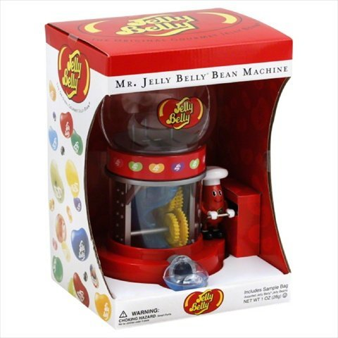 Jelly Belly Mr. Jelly Belly Bean Machine Assorted Jelly Belly Jelly Beans 6 Ea Pack Of 6