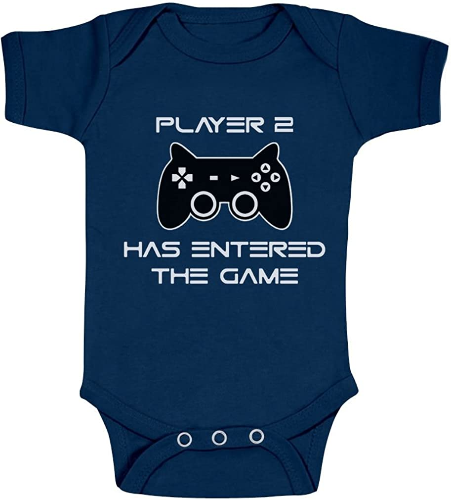 Proof Daddy Doesn/'t Game.. Babygrow Funny Video Game New Baby Body Suit Present