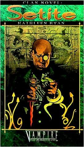 Clan Novel Setite (The Clan Novel Series): Kathleen Ryan