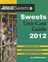 Sweets Unit Cost Guide 2012