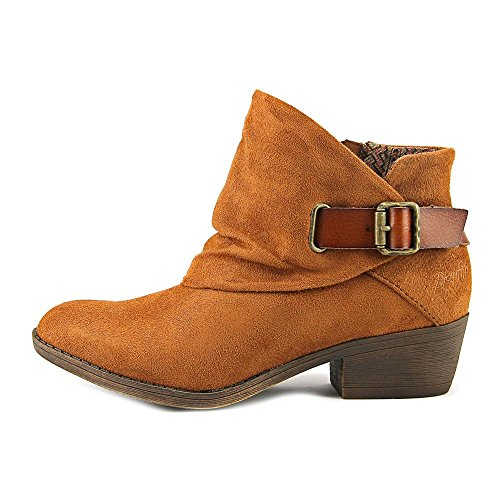 Blowfish Bootie Deluxe Ankle Sill Chestnut Women's Micro w0xUwv1
